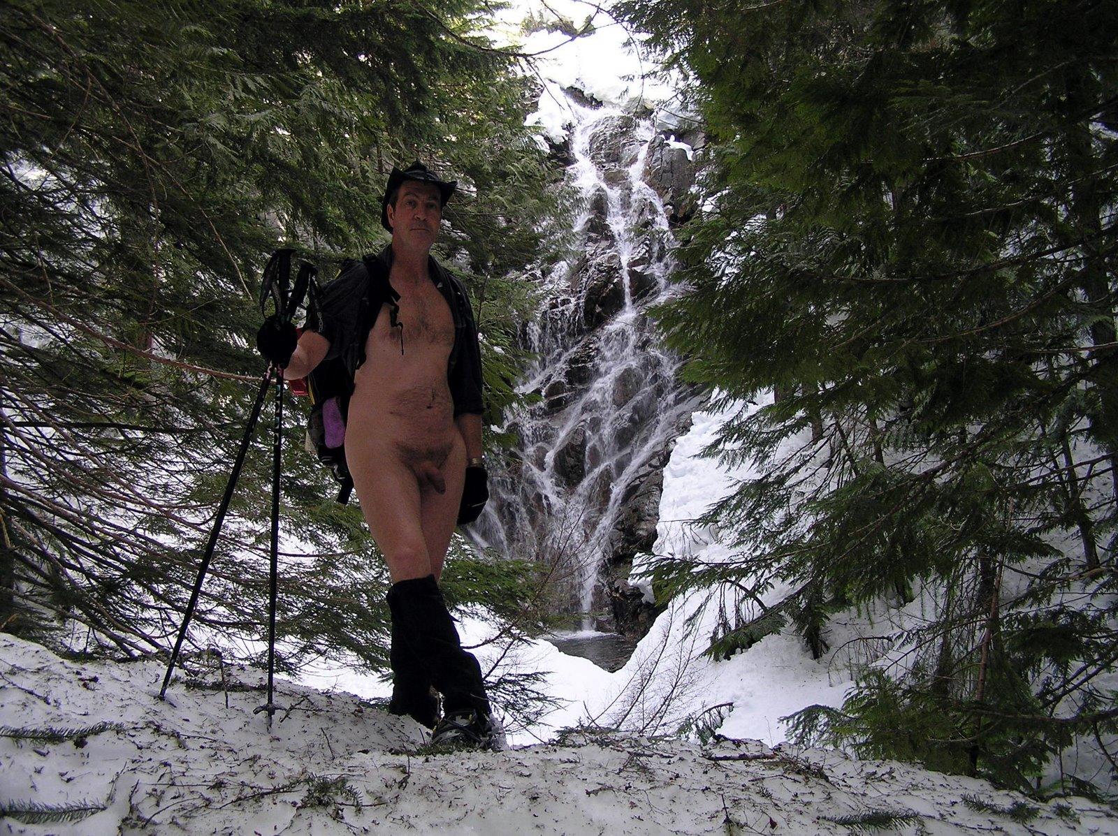 Nude hiking tumblr-6625